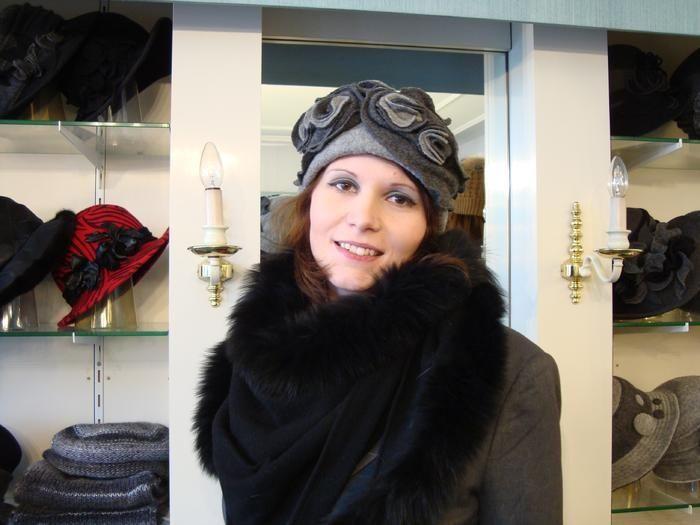 Damenhüte, für Sie handgefertigt in Bad Salzuflen und Detmold